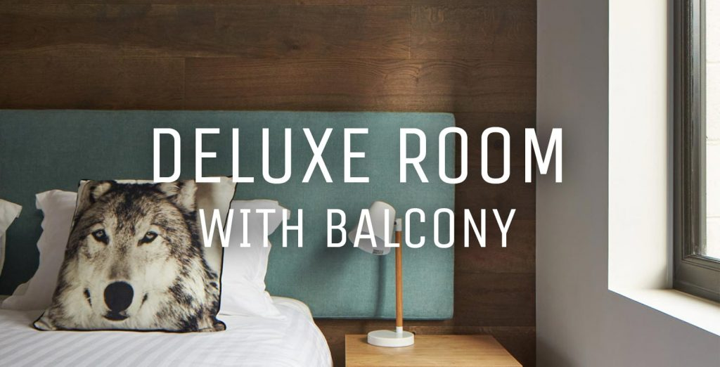 Astra Deluxe Room with Balcony - Falls Creek accommodation