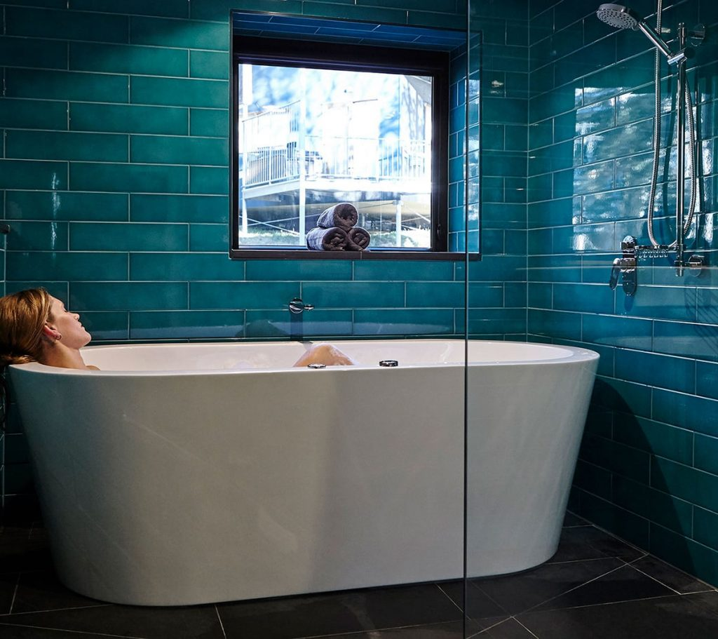 Luxurious Day Spa at Astra in Falls Creek, Australia