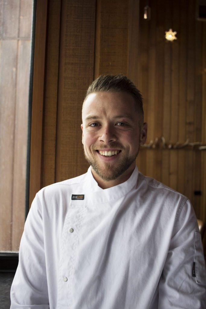 Janis Mallet - Astra Head Chef