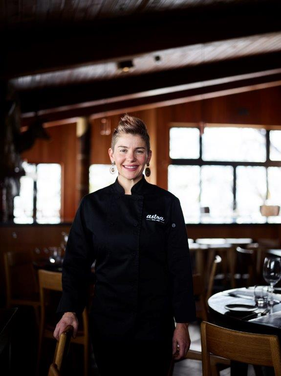 Chef Kate - Team at Astra