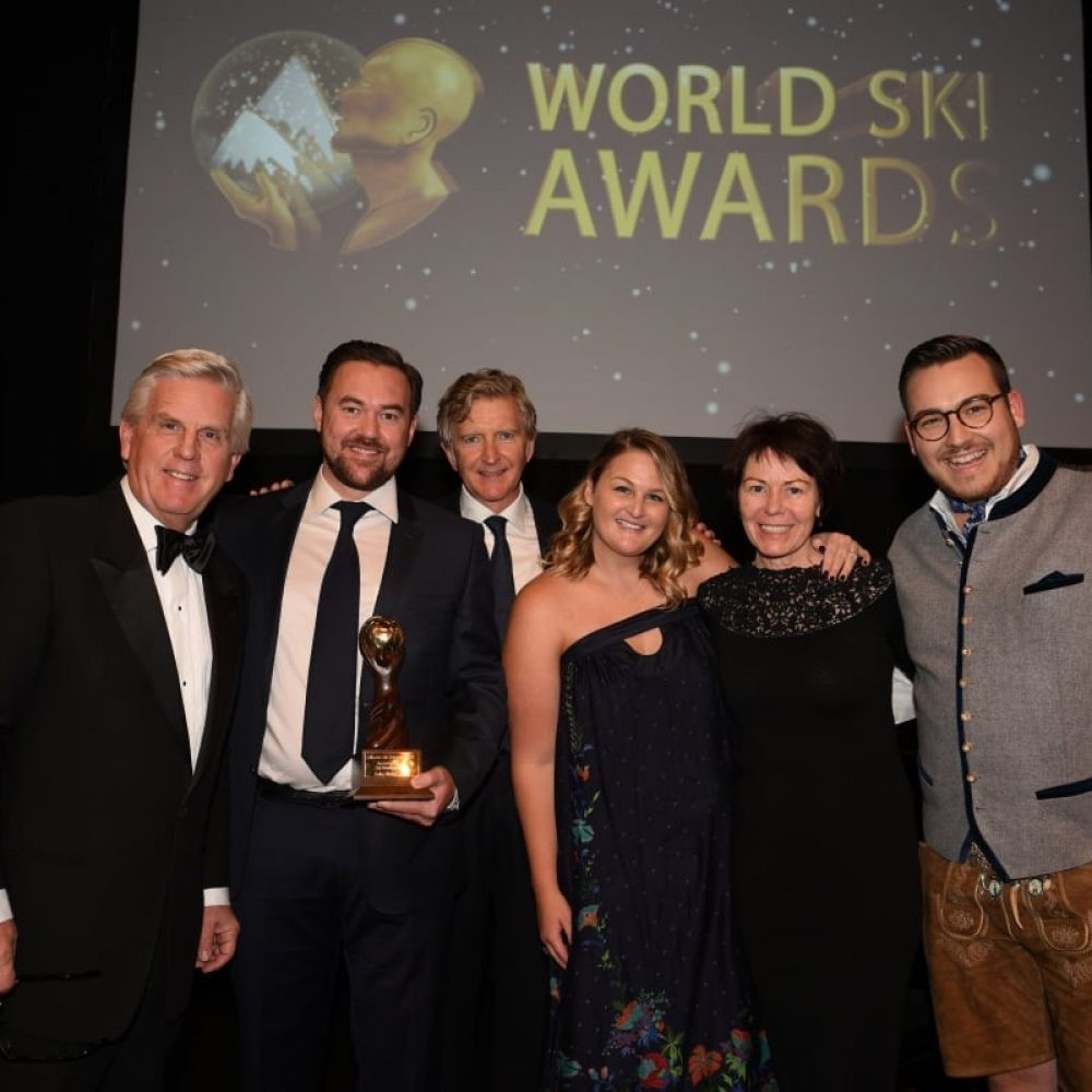 Astra wins at Austria World Ski Awards - 206