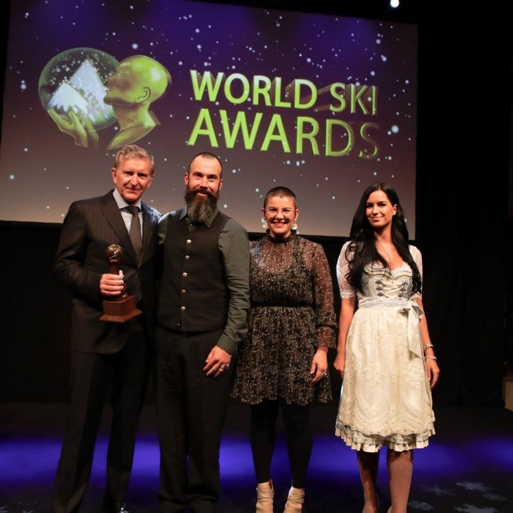 Astra wins at Austria World Ski Awards - 2018