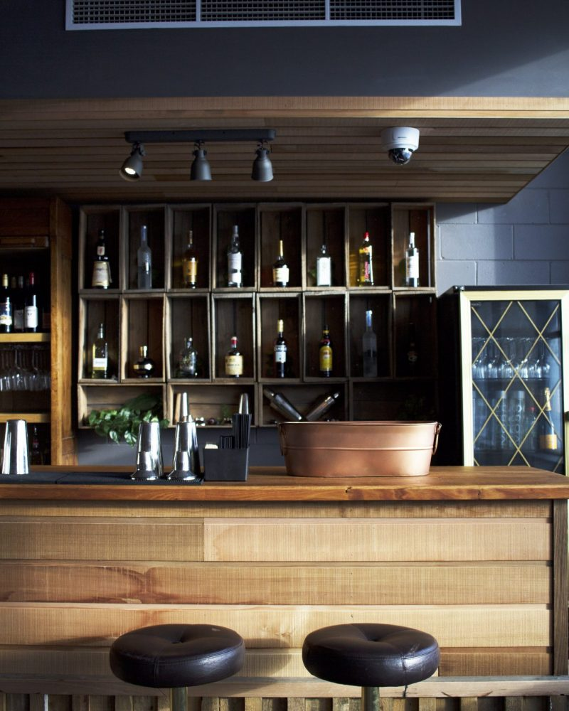 Experience the finest local and internal wines and spirits at Cloud 9 - Astra Falls Creek