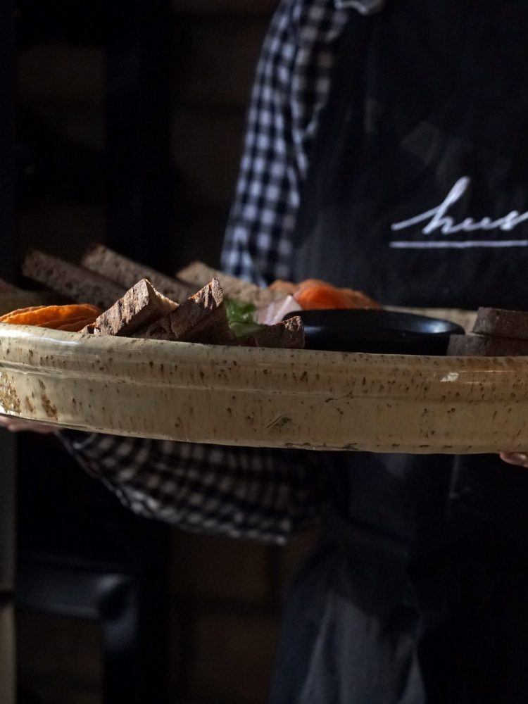 Gourment hand-made food using locally sourced ingredients at Huski Kitchen - Astra Falls Creek