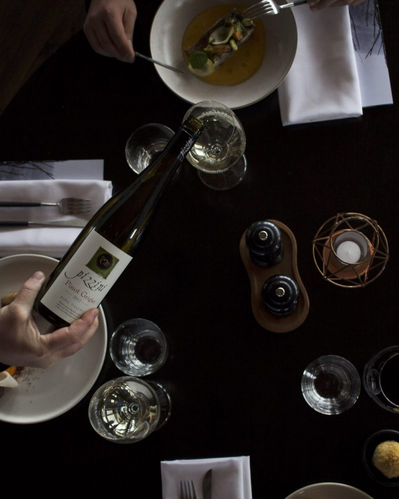 Luxurious wine and dining experience at Astra in Falls Creek